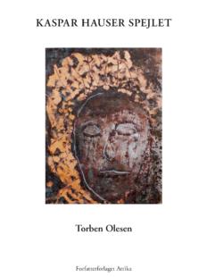 Torben Olesen: Kaspar Hauser Spejlet