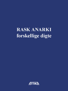 Rasmus Cederlund: Rask Anarki